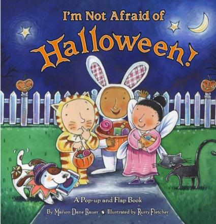 I'm Not Afraid of Halloween!