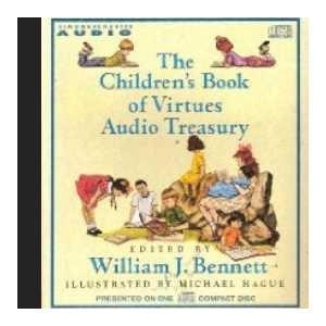 Children's Book of Virtues Audio book