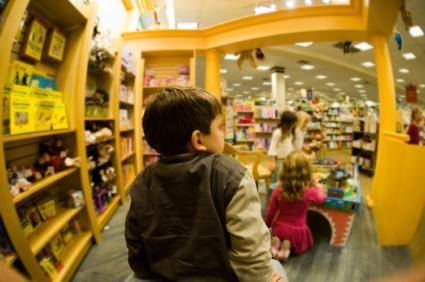 children's book store