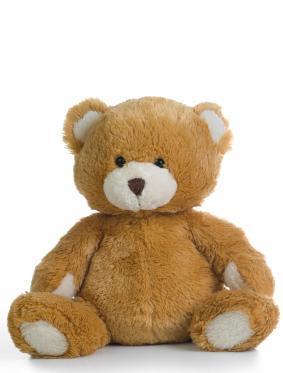 Teddy bears are loved.