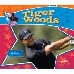 Pick up a Tiger Woods biography.