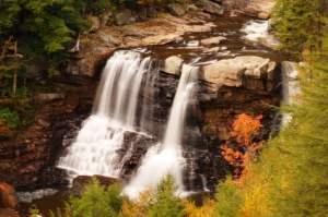 West Virginia creek
