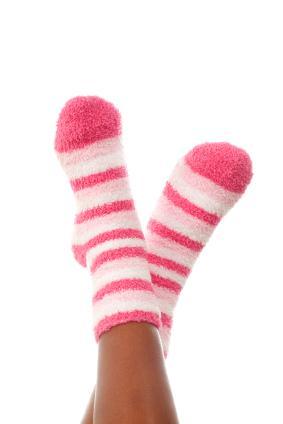 Girls Winter Socks
