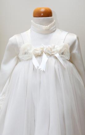 Beautiful girls' christening gown