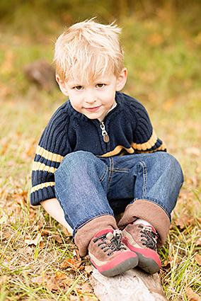Boys Flannel Lined Jeans