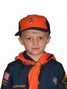 Cub Scout Uniform Patch Placement