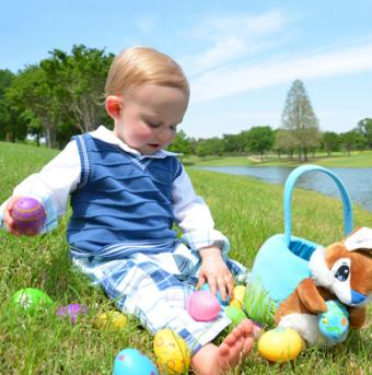 Finding Infant Boy Easter Outfits