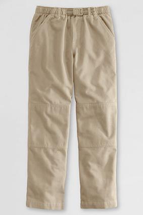 Lands' End Boys' Open-Bottom Climber Pants