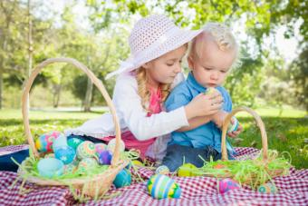 Finding Toddler Easter Outfits