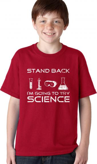I'm Going to Try Science T-Shirt