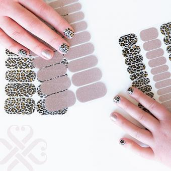 Jamberry Mommy and Me nails