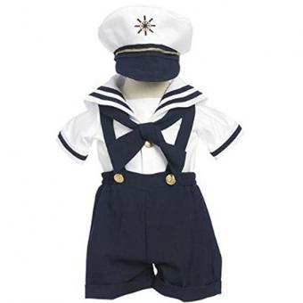 Navy Sailor Suit