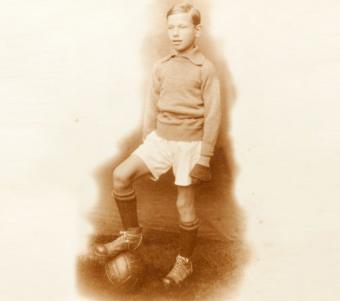1920s Football Player