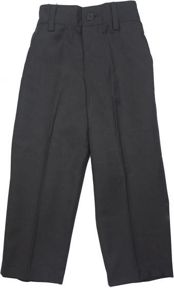 Armani Martillo Flat Front Elastic Waist Dress Pants