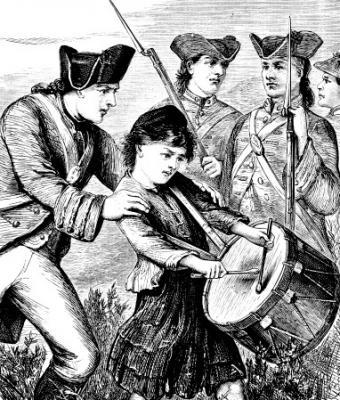 Colonial boy clothing