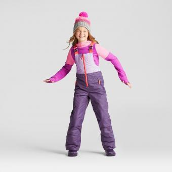 Girls' Snow Bib Outerwears C9 Champion