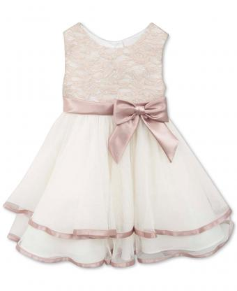 Rare Editions Baby Girls' Lace Dress