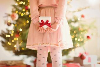 Christmas Tights for Girls
