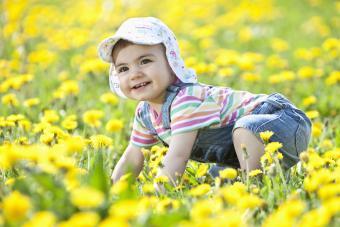 Infant Girl Overalls