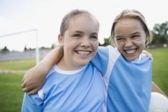Soccer T Shirts for Girls