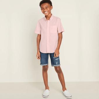 Short-Sleeve Shirt for Boys