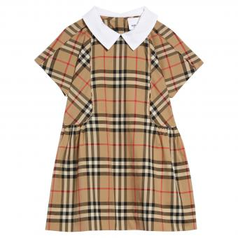 Burberry Robyn Archive Check Dress