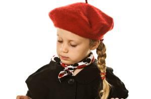 Children's French Beret