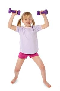 Girls Gym Shorts