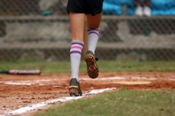 Girls Softball Socks