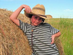 Kids Western Wear
