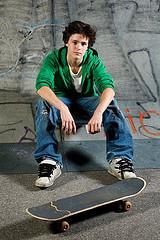 Boys Skateboard Hoodie