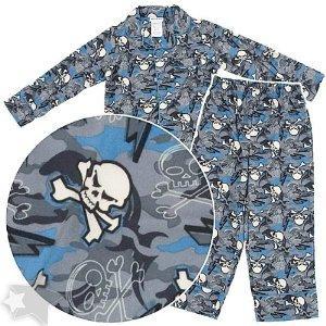 Skull Boys Pajamas