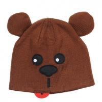 Bear hat with ears