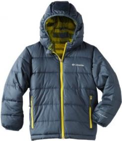 Columbia Boys' Starside Reversible Jacket from Amazon.com