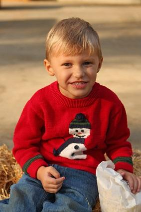 Boys Christmas Sweater