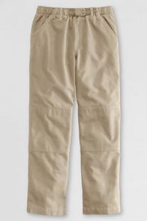 Lands' End Boys' Open-Bottom Climber Pants