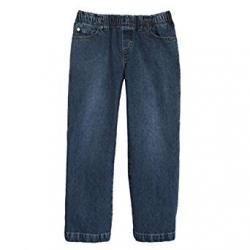 Daniel Jacob Husky Elastic Stonewashed Jeans