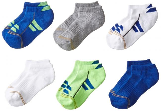 Gold Toe Big Boys' Ultra Tec Crew Sock (6 Pack)