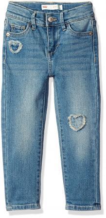 Levi's Girls' 711 Star Gazer Skinny Jean
