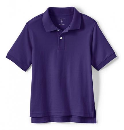 Deep Purple Polo