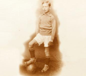 1920s Football Player