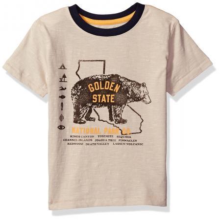 Lucky Brand Boys' Golden State T-Shirt