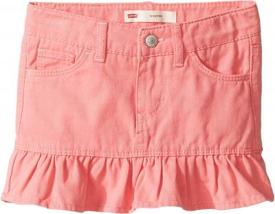 Levi's Kids Womens Alessandra Scooter Skirt (Little Kids)