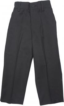 Armani Martillo Flat Front Elastic Waist Dress Pants