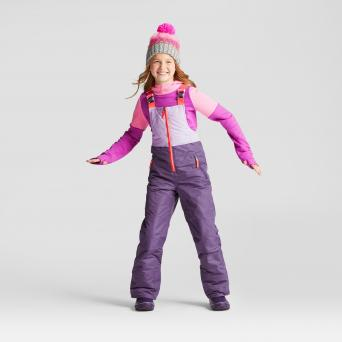 Girls' Snow Bib Outerwears C9 Champion