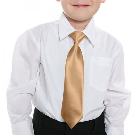 Gassani Pre-Tied Kids Necktie
