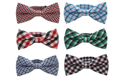 pre-tied bow tie