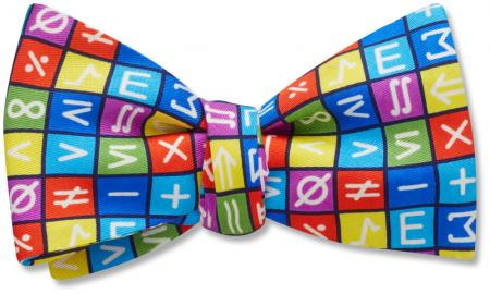 Mathematica Boys Bow Tie