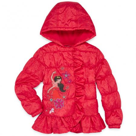 Elena of Avalor Lightweight Puffer Jacket