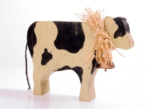 Christmas Cow Decoration Ideas For A Themed Holiday Lovetoknow